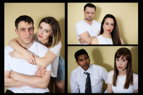 Photo of cast of Perceptions of Love in the Pursuit of Happiness