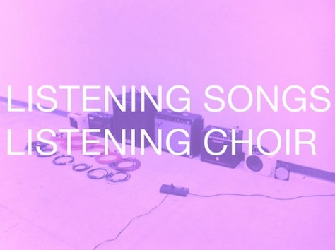 Photo of Listening Songs: Listening Choir logo courtesy of the company