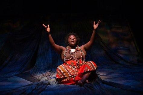 Akosua Amo Adem by Lyon Smith