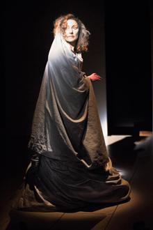 Photo of Valerie Buhagiar in Sunday in Sodom by Cylla von Tiedemann
