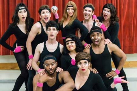 Photo of Dance Animal cast