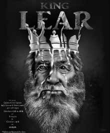 Poster for King Lear