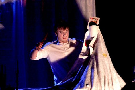 Photo of Jérémie Francoeur from La Fille Du Laitier's show Macbeth Muet