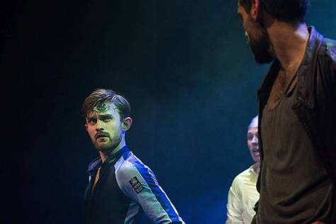 Photo of Zachary Hunt and Nathan Parkinson in Police Cops From Space