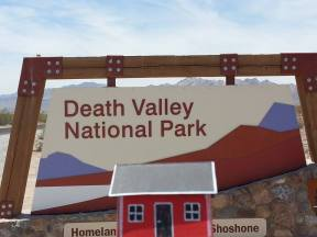 Death Valley, CA. USA. Daniel Ahlberg, June 24, 2013