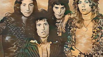 Queen Playlist. Lista de reproducción con los mejores temas de Queen.