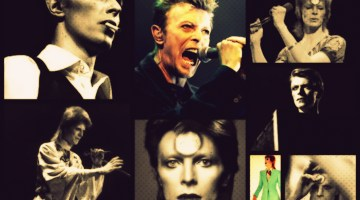 David Bowie. Adiós, Ziggy. Playlist del gran Duque Blanco 1