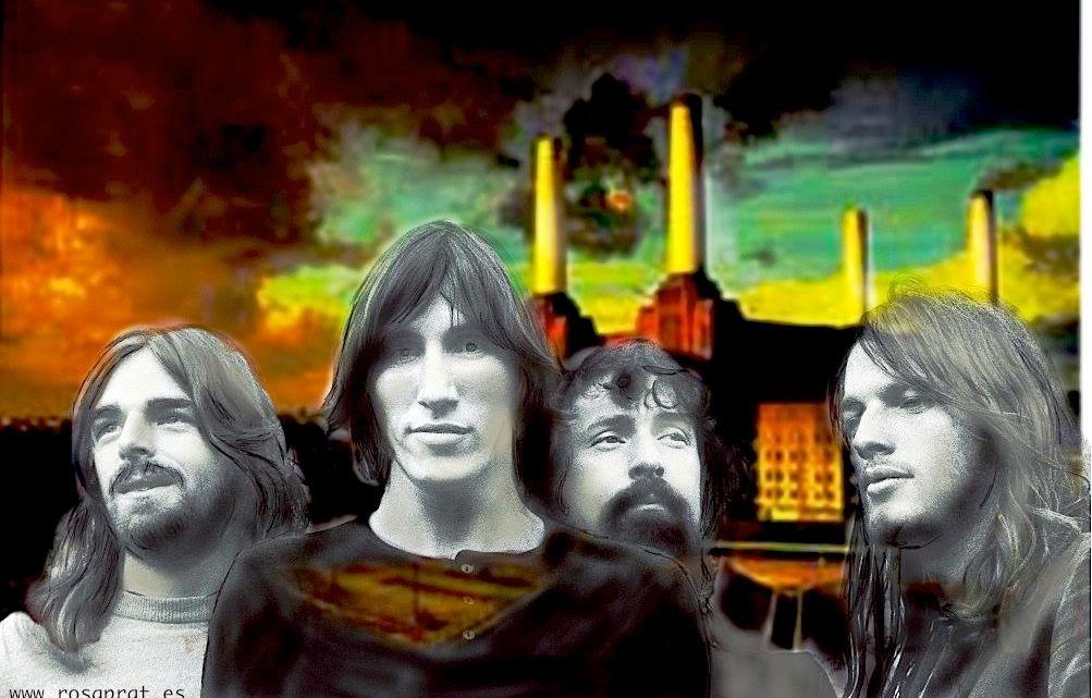 Pink Floyd. Playlist de MoonMagazine. Artículo de Txaro Cárdenas. Digitales de Rosa Prat.