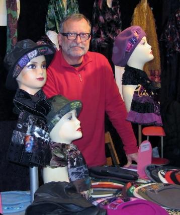 Entrevista a William, artesano de la seda.