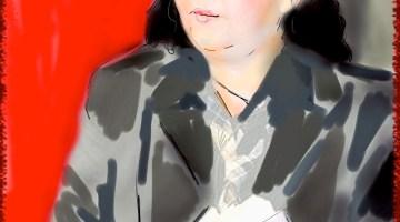 Katy Parra Carrillo Premio Internacional de Poesía Miguel Hernández. Digital by Rosa Prat
