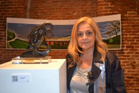 Ana Benegas Haddad. Escultura.