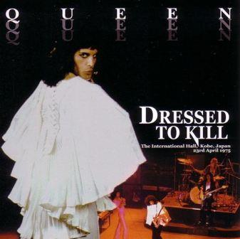 Queen II. Dressed to kill
