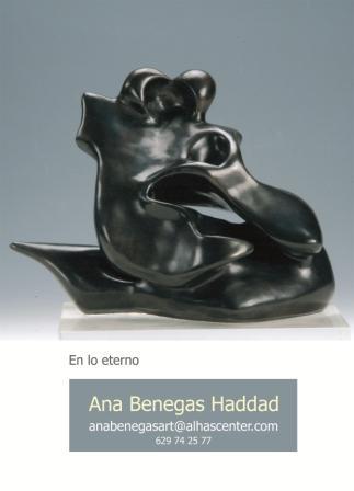 Ana Benegas Haddad. En lo eterno.