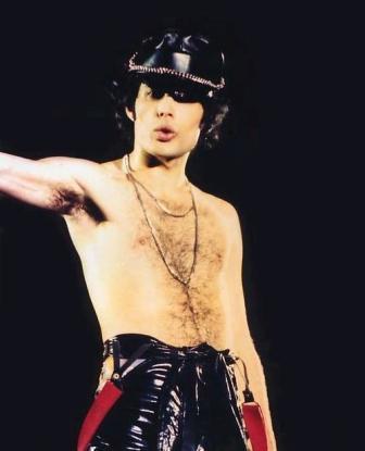 El legado del Mercurio Moderno. Freddie.