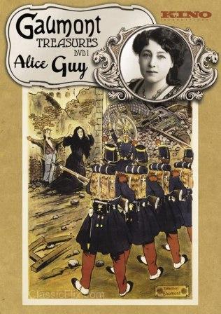 Alice Guy Blaché. La mujer en el cine. Tesoros Gaumont