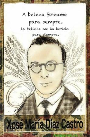 Díaz Castro en MoonMagazine. Con Mar Beres. Diseño de Rosa Prat.