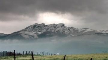 Negua: invierno y LizardiAiako Harriak