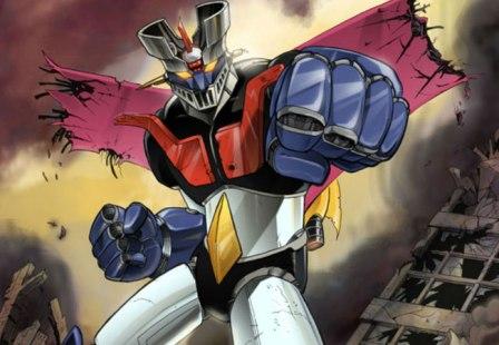 El origen del Manga. Mazinger Z