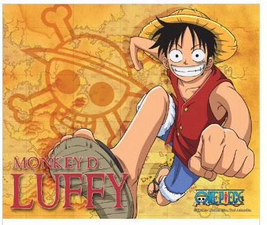 El origen del Manga. One Piece Luffy