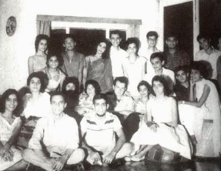El legado del Mercurio Moderno. Farrokh en el internado británico de Panchgani, Bombay.