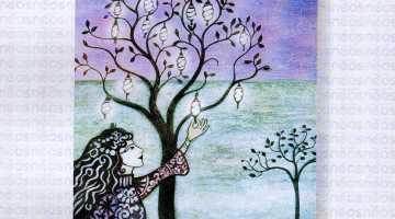 Confluencias Nocturnas. Poemario de María A. Mónaco.