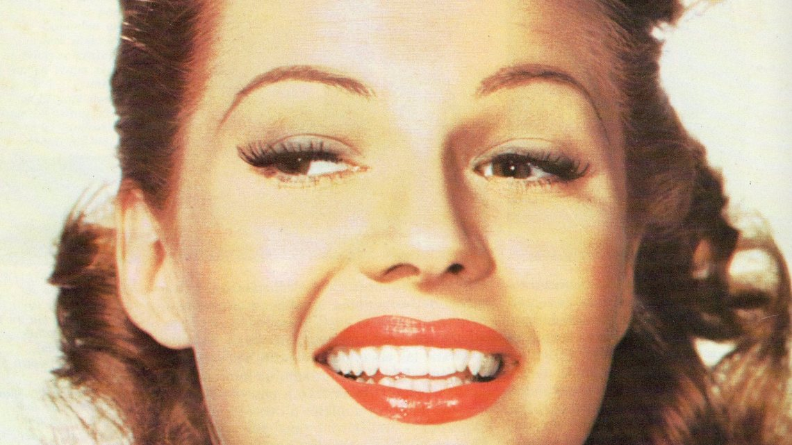 Voces en la sombra. Rita Hayworth