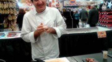 Iñaki Rodríguez. Cocina donostiarra, recetas internacionales.