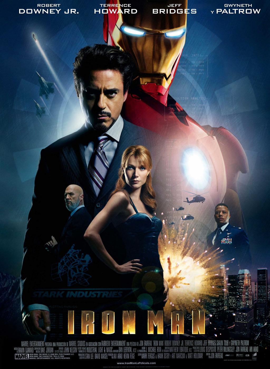 Los Vengadores. Iron Man