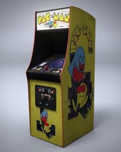 Máquina Pac-Man Arcade