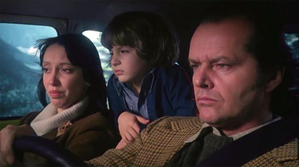 El Resplandor. Treinta y cinco años de la película de Kubrick. El viaje.