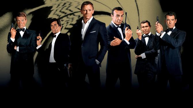 Bond, todos son Bond.