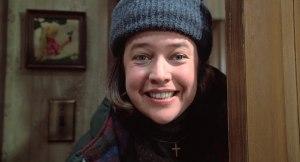Misery. Kathy Bates es Annie Wilkes.