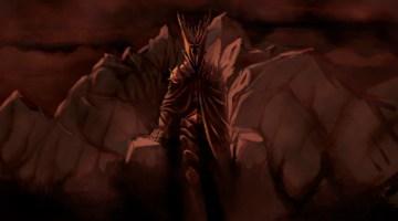 El Señor de los Anillos. El misterio de Tom Bombadil (I). Ilustración de Jaime Galisteo.