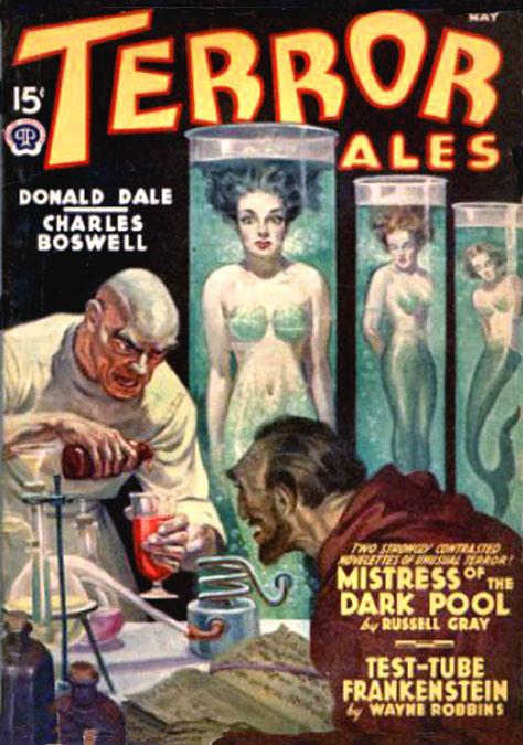 Ilustradores Pulp, los grandes olvidados 6