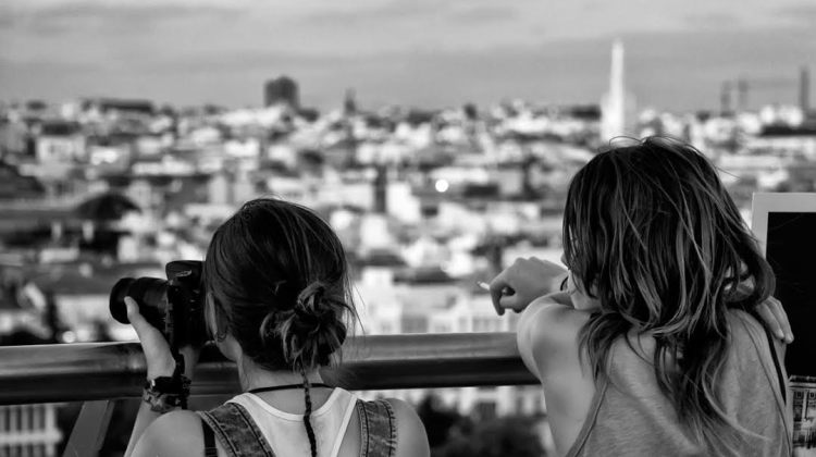 Cuatro ciudades, cuatro espacios vitales. Street Photography 20