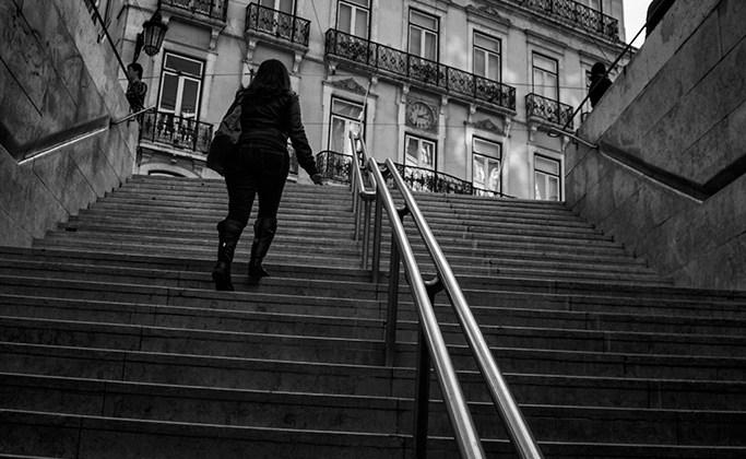 Cuatro ciudades, cuatro espacios vitales. Street Photography 8