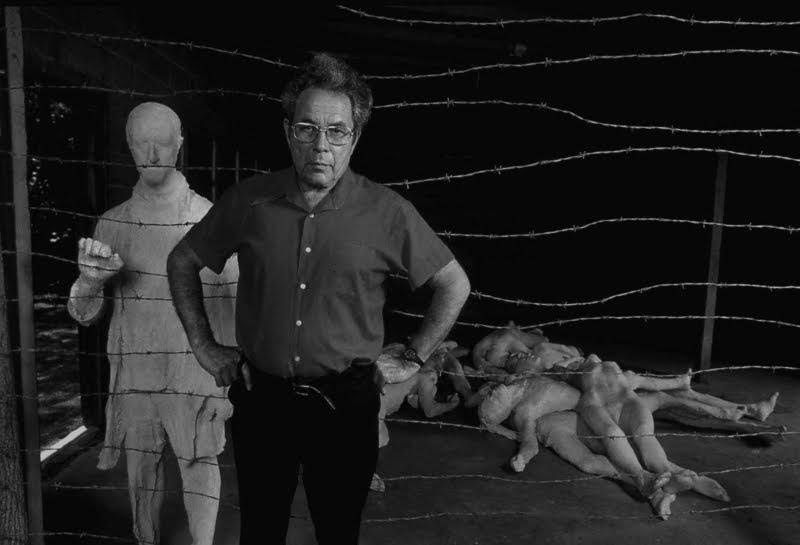George_Segal_con_Holocausto