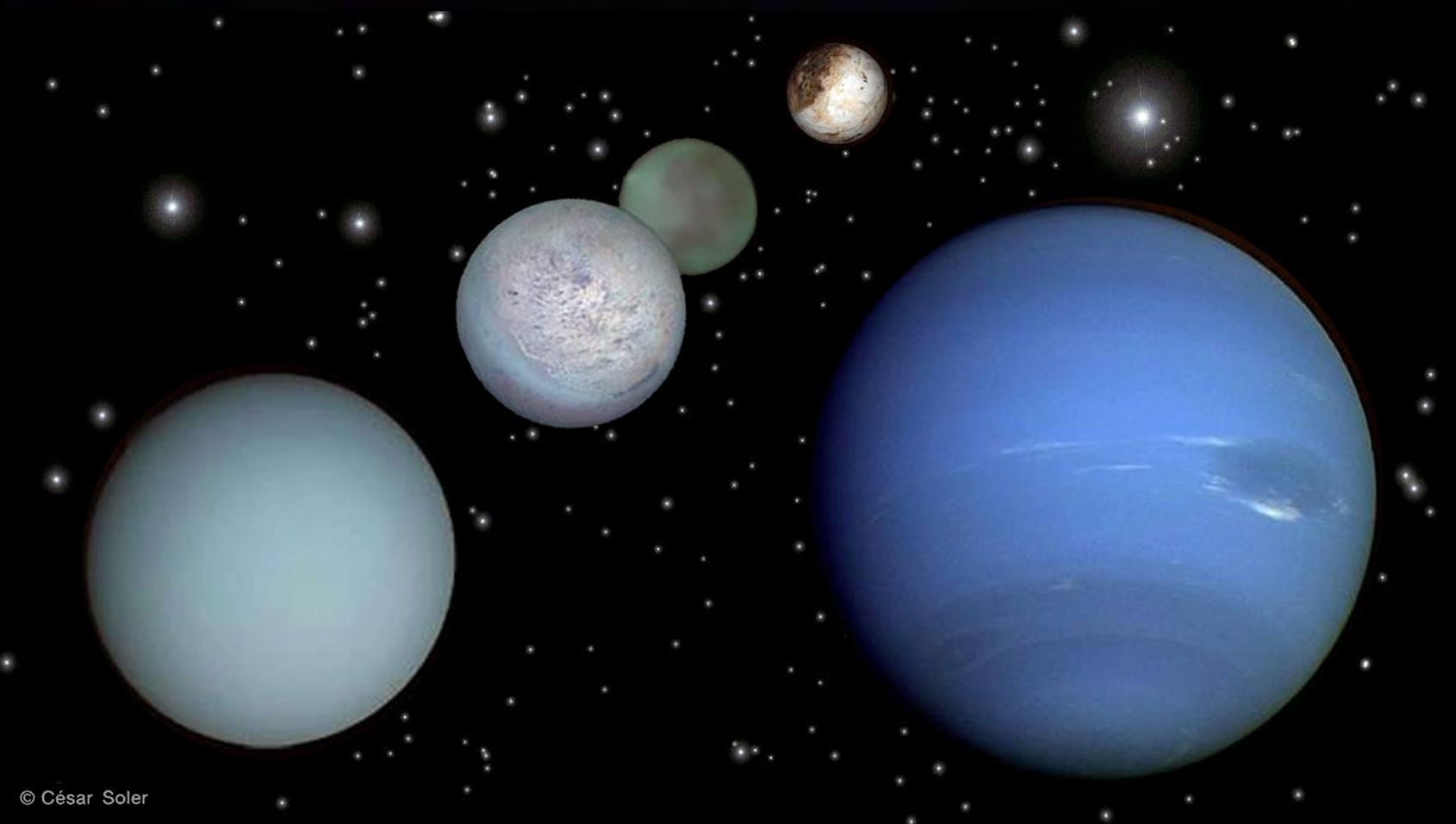 Planeta Nueve, último descubrimiento en el sistema solar