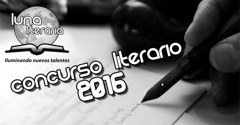 I Concurso de Relatos «Luna Literaria». Anuncio oficial en Revista MoonMagazine.