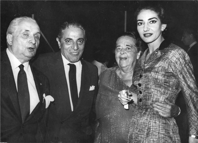 María Callas: historia de una pasión. Artículo de Manuel Casanova Gómez.