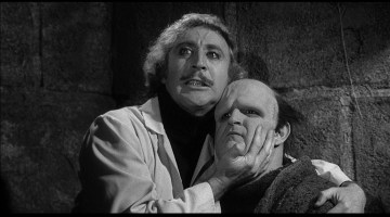 Se marchó Gene Wilder pero nos queda Frederick Fronkonstin 1