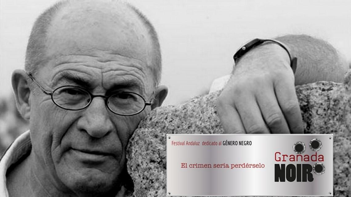 En conversación con Juan Madrid. El 3 de octubre en Granada Noir