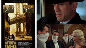 Érase una vez en América. Sergio Leone. El gánster y sus circunstancias. Cine, películas, todo negro. Artículo de Josevi Blender.