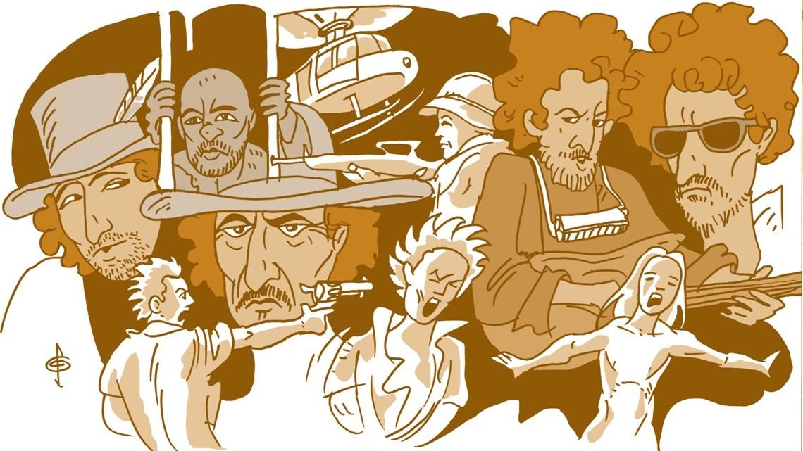 Bob Dylan, el subversivo de Nobel