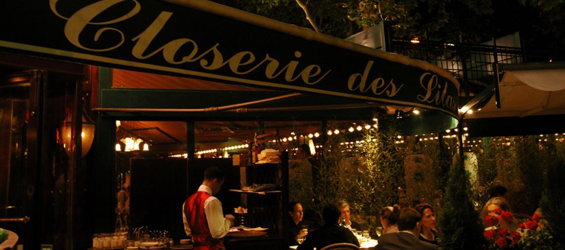 París. La closerie