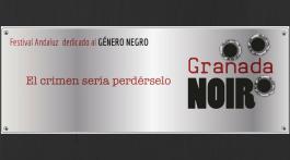 Granada Noir, el Festival del Género Negro en la ciudad de La Alhambra