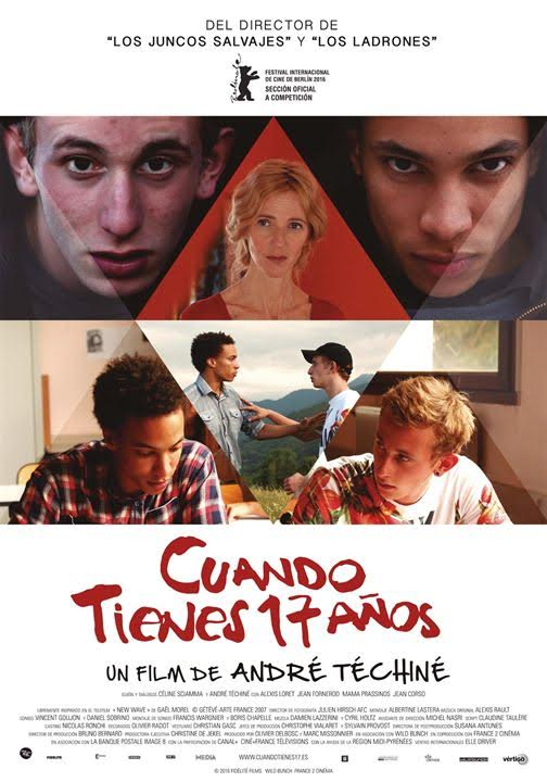 Tres películas sobre la juventud y la búsqueda de la identidad