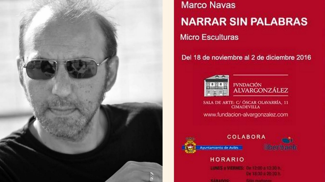 Marco Navas, El Miniaturista: un poeta en tres dimensiones. Entrevista de Laura Muñoz.