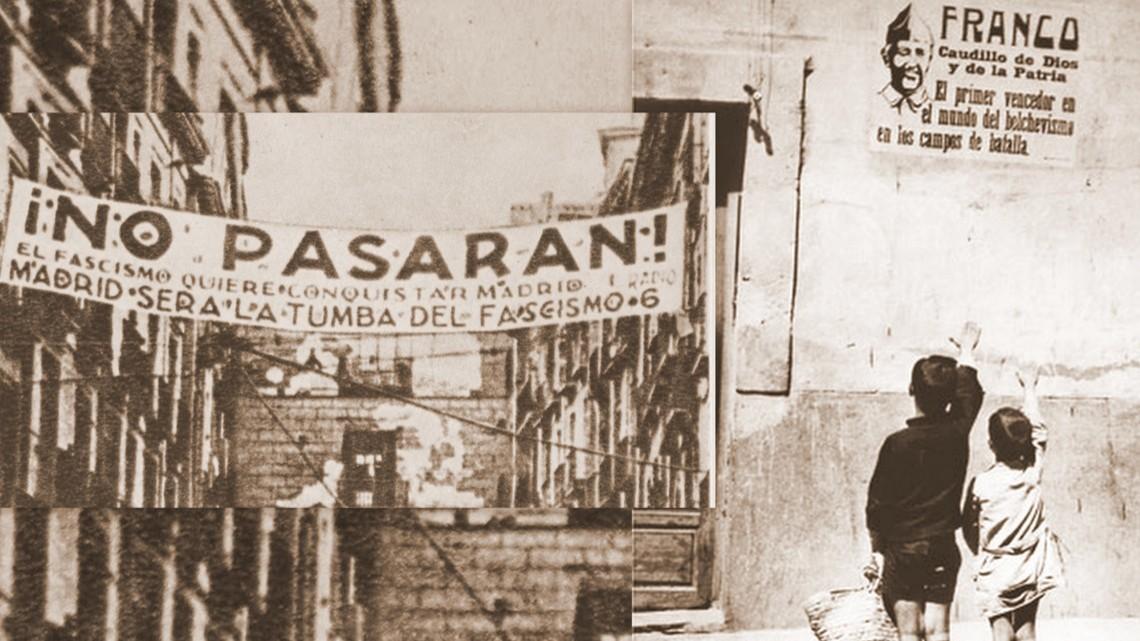 Érase una guerra civil que no se acaba(ba) nunca. José Luis Ibáñez Salas.