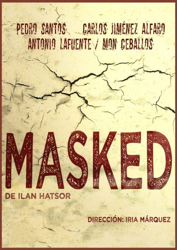 Cartel de Masked